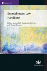 Entertainment Law Handbook