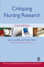 Critiquing Nursing Research