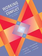Working with Conflict