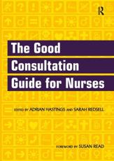 The Good Consultation Guide for Nurses