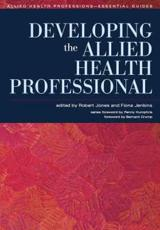 Developing the Allied Health Professional