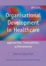 Organisational Development in Healthcare