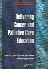 Delivering Education in Cancer and Palliative Care