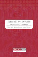 Pensions on Divorce: A Practitioners Handbook