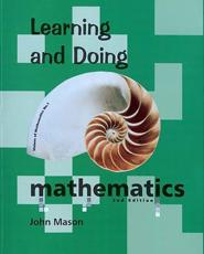 ISBN: 9781858530499 - Learning and Doing Mathematics