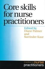 Core Skills for Nurse Practitioners: