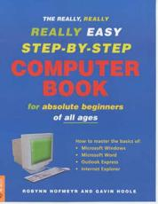 ISBN: 9781868726820 - The Really, Really, Really Easy Step-by-step Computer Book