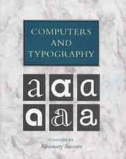 Computers and Typography (v. 1)