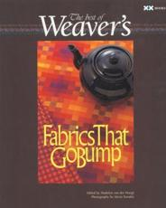 Fabrics That Go Bump