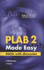 PLAB Part 2 Made Easy