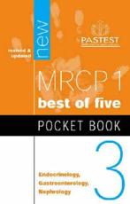 MRCP 1 Pocket Book 3