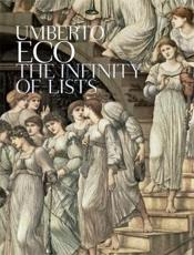Umberto Eco The Infinity of Lists