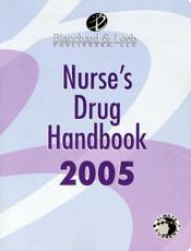 Blanchard & Loeb Publisher's Nurse's Drug Handbook