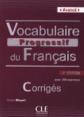 ISBN: 9782090381313 - Vocabulaire Progressif Du Francais - Nouvelle Edition