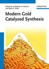 ISBN: 9783527319527 - Modern Gold Catalyzed Synthesis