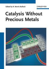 ISBN: 9783527323548 - Catalysis without Precious Metals