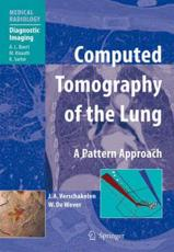 Computed Tomography of the Lung: A Pattern Approach