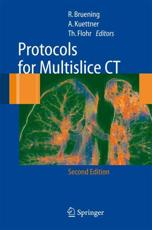 Protocols for Multislice Ct