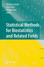 Statistical Methods for Biostatistics and Related Fields