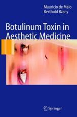 Botulinum Toxin in Aesthetic Medicine