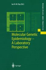 Molecular Genetic Epidemiology