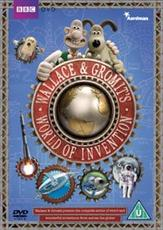 ISBN: 5014138605780 - Wallace and Gromit's World of Inventions