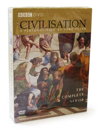 ISBN: 5014503160722 - Civilisation: The Complete Series