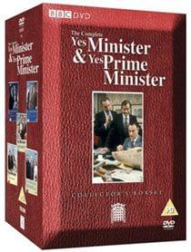 ISBN: 5014503211325 - Complete Yes, Minister and Yes, Prime Minister