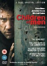ISBN: 5050582492491 - Children of Men