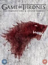 ISBN: 5051892125819 - Game of Thrones: Seasons 1-2