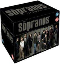 ISBN: 5051892007290 - Sopranos: The Complete Series