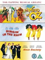 ISBN: 7321900794732 - Wizard of Oz/Singin' in the Rain/High Society