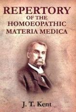 Repertory of the Homoeopathic Materia Medica and a Word Index