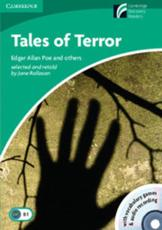 Tales of Terror Level 3 Lower intermediate Book with CD ROM and Audio CD (Level 3)