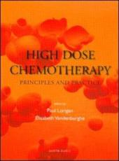 High Dose Chemotherapy