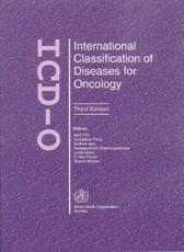 International Classification of Diseases for Oncology