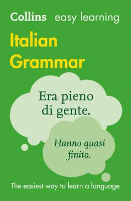 ISBN: 9780007367801 - Easy Learning Italian Grammar