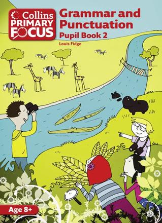 ISBN: 9780007410729 - Grammar and Punctuation: Pupil Book 2