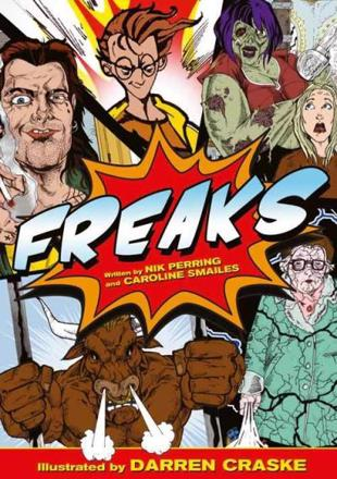 ISBN: 9780007442898 - Freaks