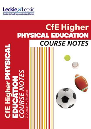 ISBN: 9780007549313 - CFE Higher Physical Education Course Notes