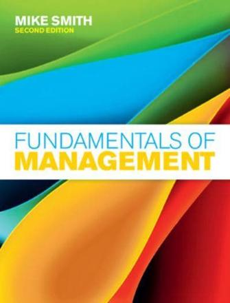 ISBN: 9780077126933 - Fundamentals of Management