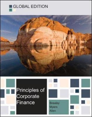 ISBN: 9780077151560 - Principles of Corporate Finance