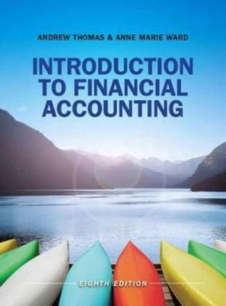 ISBN: 9780077163884 - Introduction to Financial Accounting