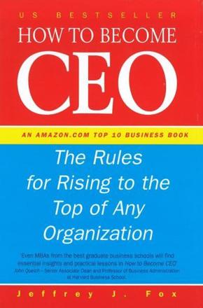 ISBN: 9780091826611 - How to Become CEO