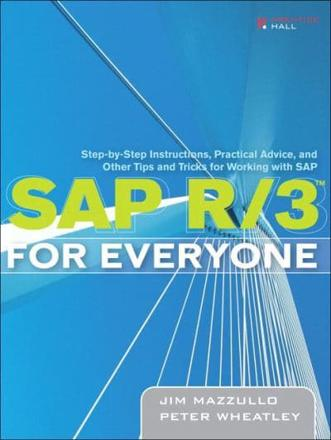 ISBN: 9780131860858 - SAP R/3 for Everyone