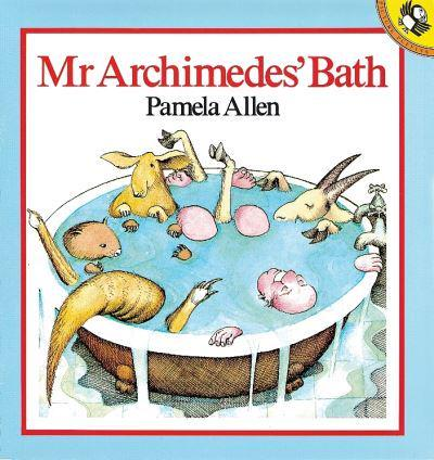 ISBN: 9780140501629 - Mr. Archimedes' Bath
