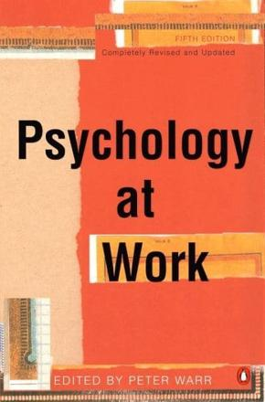 ISBN: 9780141000107 - Psychology at Work