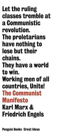 ISBN: 9780141018935 - The Communist Manifesto