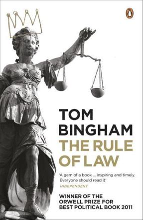 ISBN: 9780141034539 - The Rule of Law