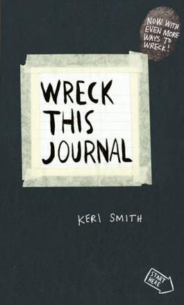 ISBN: 9780141976143 - Wreck This Journal